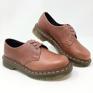 New DR. MARTENS Leather Size. US 6L